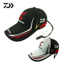 Рыбаков daiwa логотипом бейсбол ведро специальное япония шляпы hat cap зонтик