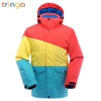2019 Outdoor clothing winter new adult ski suit snow suit men and women ski mountaineering suit windproof warm jacket