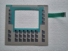 6AV6642-0DC01-1AX1 OP177 Membrane Keypad for HMI Panel & CNC repair~do it yourself,New & Have in stock