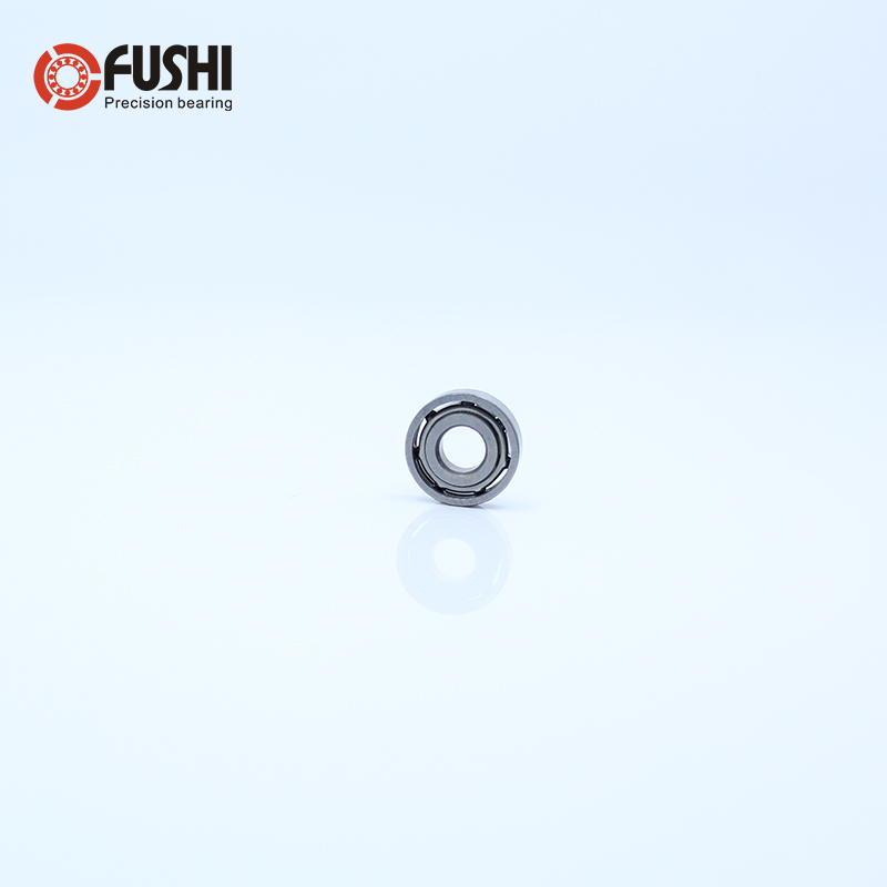 SMR106 Bearing ABEC-1 10PCS 6x10x2.5 Mm Stainless Steel Miniature OPEN Ball Bearings S MR106 617/6