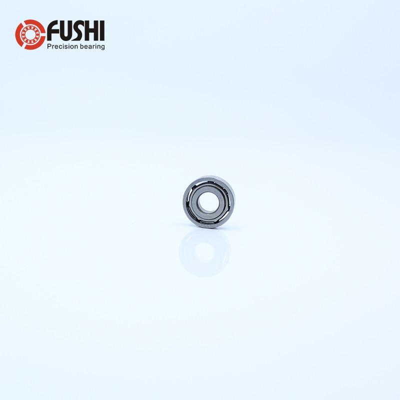 SMR106 Bearing ABEC-1 10PCS 6x10x2.5 mm Stainless Steel Miniature OPEN Ball Bearings S MR106 617/6