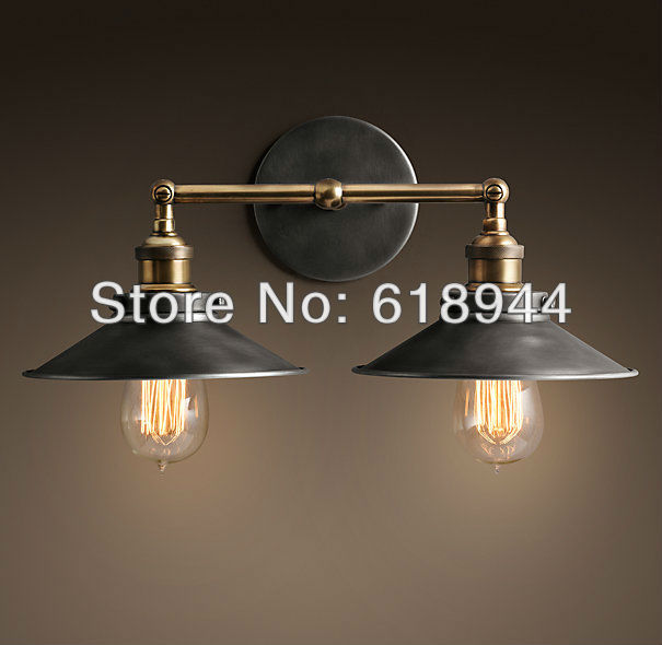 2013 HOT Selling Retro style outdoor gate vintage wall lamps with Edison Light Bulb wall lamp room decoration wall sconce light 2013 antique outdoor lighting for wall decerative wall light with edison light bulb vintage wall lamps