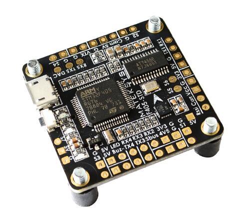 Матек F405-STD STM32F405 F405 с полета OSD Управление доска dshot выходы для RC Multicopter