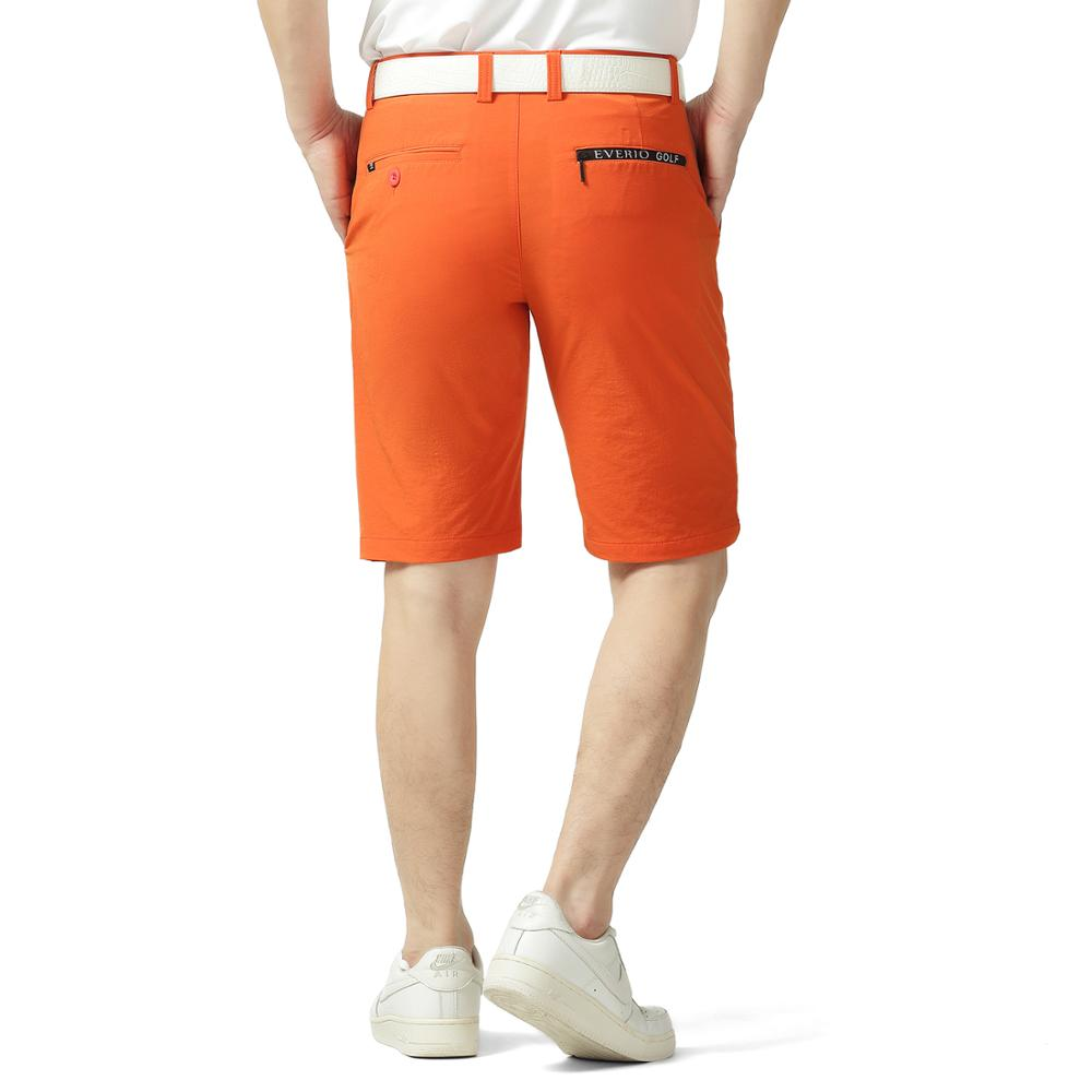 2019 hommes golf court pantalon pour été shorts séchage rapide fermeture éclair poche 7 couleurs taille XXS ~ 4XL mince golf vêtements hommes court pantalon