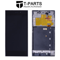 100 Tested Original 5 Inch Black 1920x1080 IPS LCD For XiaoMi Mi3 Display With Touch Screen