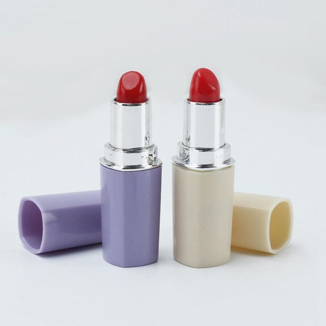 1pc Lipstick Secret Stash Safe Diversion Conceal Hidden Compartment Fake Pill Box Random Colour Medicine Container Organizer