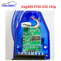 2018 Car Styling Vag409 Cable Code Reader Vag 409 Ftdi 232 Chip Whole Sale Price Diagnostic