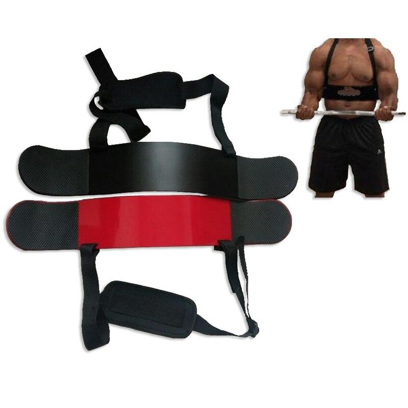 Haltérophilie Bras Blaster Réglable En Aluminium Musculation Bomber Biceps Curl Muscle Triceps Formation Fitness Gym Équipement