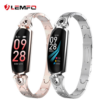 Smart Watch Waterproof Heart Rate Monitor (Android & IOS)
