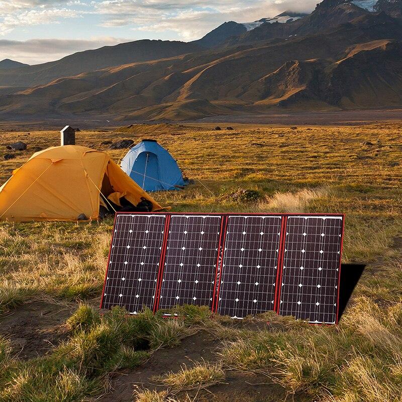 Dokio 300 w 18 v painel solar
