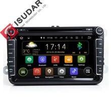 Android 5.1.1! 8 Pulgadas Reproductor de DVD Del Coche Para VW/Volkswagen/POLO/PASSAT/Golf/Bora/Skoda/Octavia/Asiento Canbus Wifi GPS Navi Radio FM
