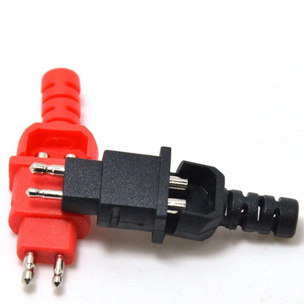1 pair Headphone Upgraded adapter earphone headset DIY plug ...