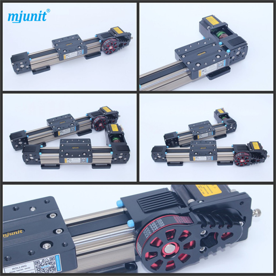 the manga guide to linear algebra toothed belt drive rail high speed belt drive ball linear rail guide roller shaft guideway toothed belt driven