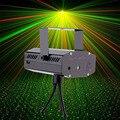 Оптовая Мини Проектор R & G Диско DJ Light Stage Xmas Партия Лазерное Освещение Показать DJ-BK US PLUG Горячий Поиск