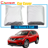Car Outdoor Cover Snow Sun Rain Resistant Protector Cover UV Anti Waterproof For X Trail High