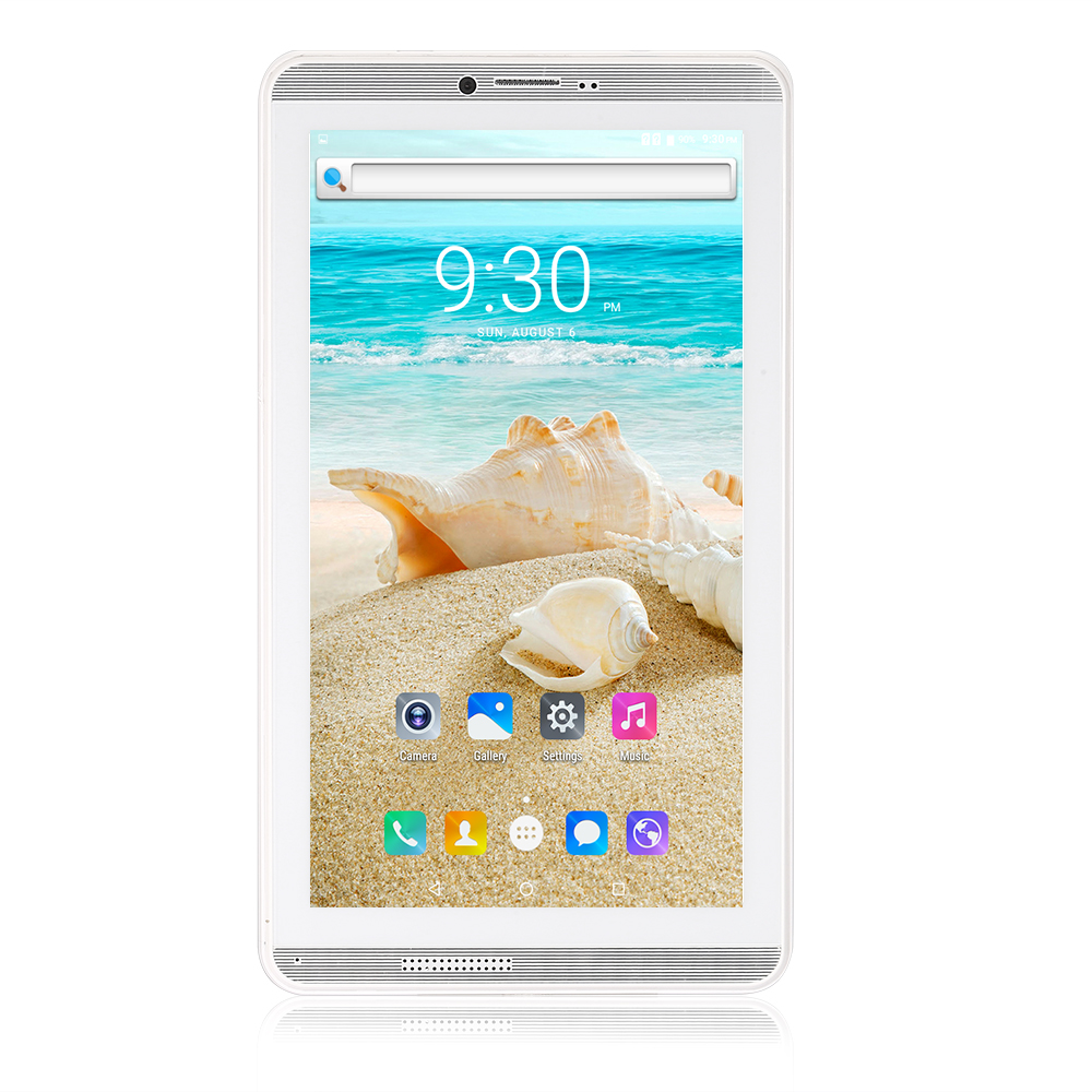 USA Mosscow Ship7 Inch Q706 Original  Built-in 3G 1GB RAM 16GB ROM 6.0 Phone Tablet 1024*600 Quad Core External 3G LCD Tablet Pc