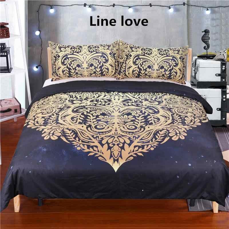 Comforter Sets Queen.3d Gold Bedding Set Queen Duvet Cover Sets King Comforter Set Bedding Sp01
