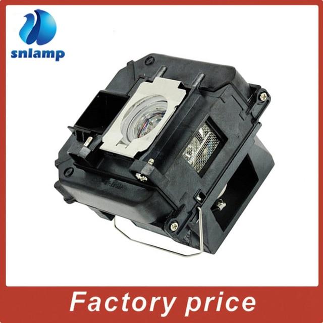 Snlamp החלפת מנורת מקרן עם דיור ELPLP68 V13H010L68 הנורה עבור EH TW5900 EH TW6000 EH TW6000W HC3010E