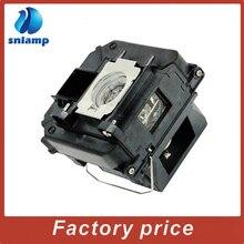 Snlamp Ersatz Projektor lampe mit gehäuse ELPLP68 V13H010L68 Birne für EH TW5900 EH TW6000 EH TW6000W HC3010E
