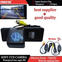 Fuwayda беспроводной HD Sony CCD заднего вида Камера резервного копирования Обратный Камера С парковочные линии для Mercedes-Benz vito Viano