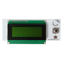 3D Printer display LCD 2004 Module Controller Fit For Utimaker,Rumba,GT2560 And GTM32 Main Board