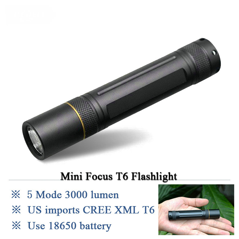 Industrious Portable Lighting Flashlight Xm L2 T6 Linterna Led Tactical Lanterna Torch Waterproof 18650 Battery Hunting Camping Lamp Torches Clearance Price Led Flashlights Lights & Lighting