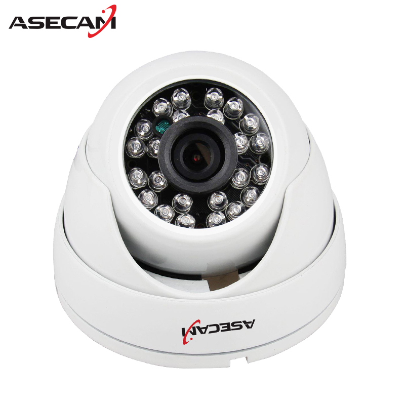 New HD IP Camera 1080P POE Security Small indoor white Mini Dome Surveillance Camera CCTV IR Night Vision Onvif WebCam ipcam zea afs011 600tvl hd cctv surveillance camera w 36 ir led white pal