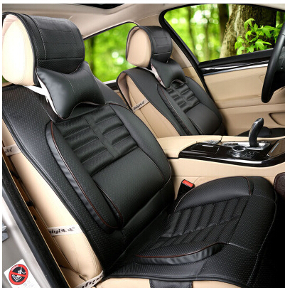 Special Car Seat Covers For Ford Focus 2014 Breathable Durable Leather 2013 2008Free Shipping In Automobiles From