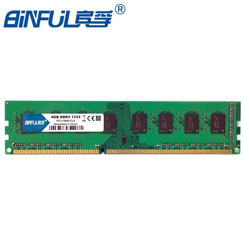 PC RAM de Memoria para computadora de escritorio 2 GB 4 GB 8 GB PC3 DDR3 12800 de 10600 a 1333 MHz 1600 MHz 2G 4G 8g 1333 de 1600 MHz RAM