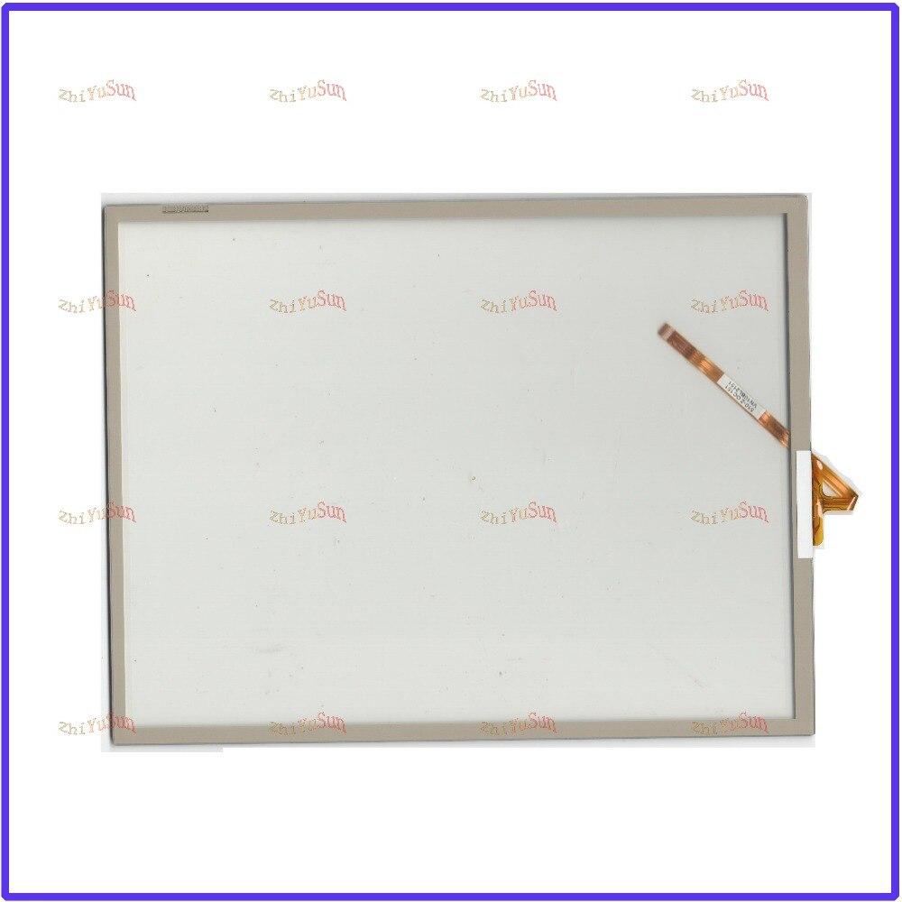 все цены на  ZhiYuSun TR5-104F-76 Touch Screen 228*175 Panel Digitizer Glass Lens 228mm*175mm 10.4inch 5lines Freeshipping  used HX104X01-212  онлайн