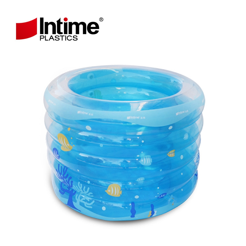 five layers Thickening round Baby Swimming Pool kid Portable ...