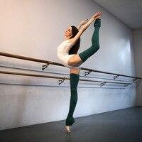 90 см длина бедра высокие ноги теплые зимние для взрослых досуг длинные колготки для женщин Экстра длинные сапоги выше колена вязать танец