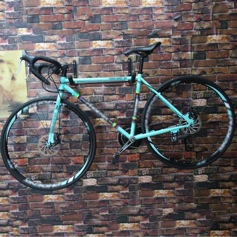 Bicicletta di Montaggio A Parete Del Supporto Del Basamento In Lega di Alluminio Mountain Bike Rack di Stoccaggio Gancio di Gancio Accessori Per il Ciclismo ASD88Bicicletta di Montaggio A Parete Del Supporto Del Basamento In Lega di Alluminio Mountain Bike Rack di Stoccaggio Gancio di Gancio Accessori Per il Ciclismo ASD88