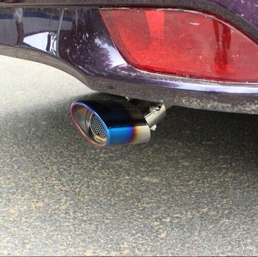 Carro-Styling tubo de Escape Pipes Da Cauda Do Carro Para GREAT WALL HAVAL todos Modelo H3 H5 H6 H7 H8 H9 H8 M4 C30 SC C50