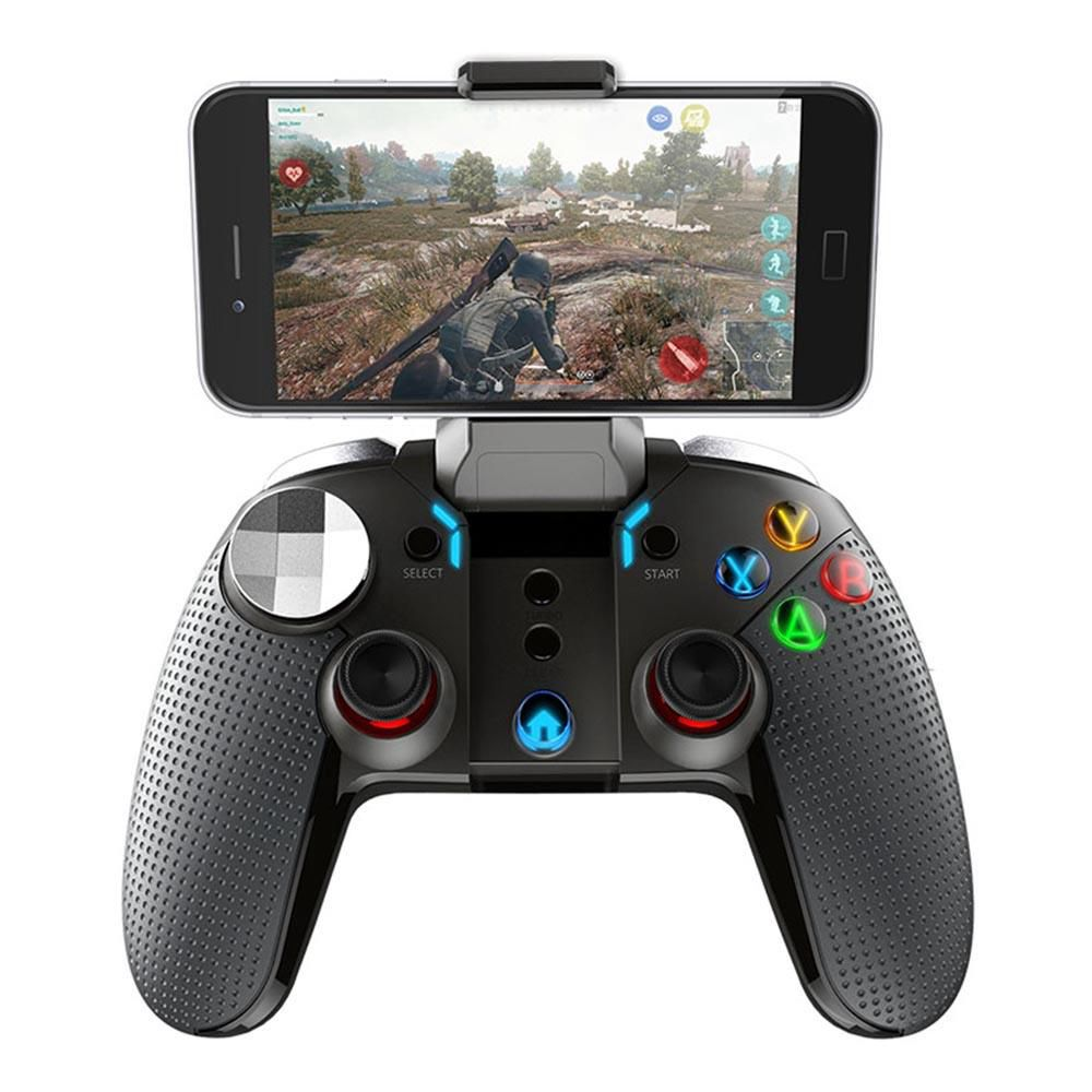 Ipega PG-9099 Wolverine Bluetooth Gaming Controller Dual Motor Turbo Gamepad support 6.2in Smart Phone switch for Android