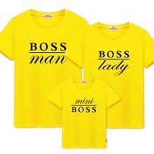 משפחת התאמת בגדי tshirts אמא ואותי daddys ילדה בגדים בוס אבא ובן משפחה חולצת טי התאמת תלבושות