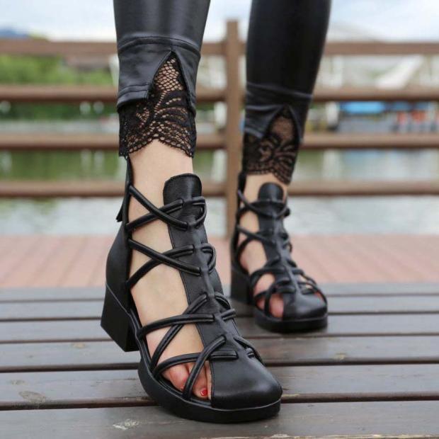 Chaussures - Sandales Dessèche Noix 61sP9