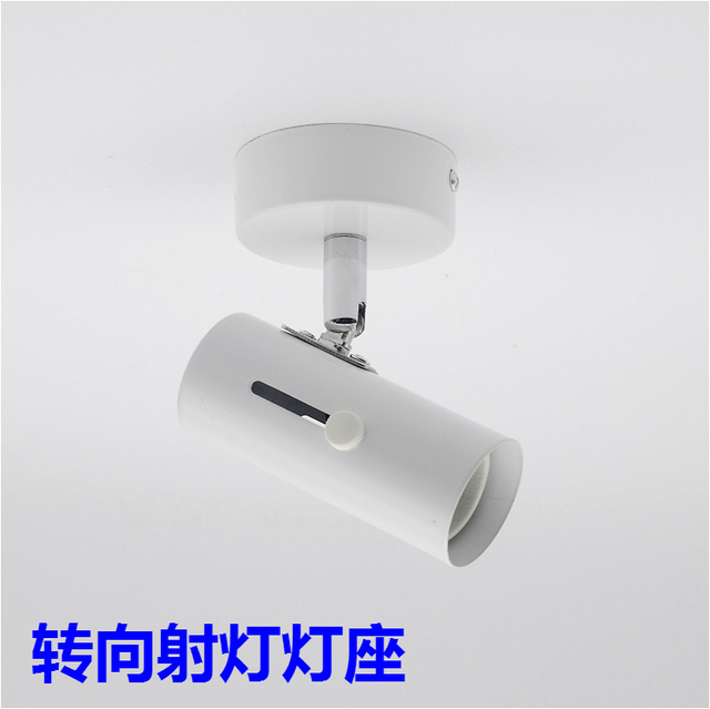 E27 screw universal white lamp holder for chandeliers led pendant e27 screw universal white lamp holder for chandeliers led pendant lamp ceiling rose ceiling canopy balck aloadofball Images