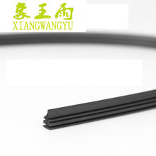 Free shipping Auto Car Vehicle Insert Rubber strip Wiper Blade (Refill) 6mm Soft 24″ 26″ 28″  2pcs/lot car accessories