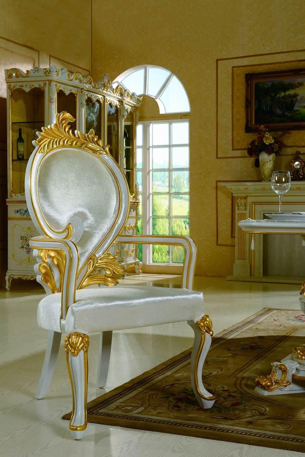 Sala Da Pranzo In Stile Barocco