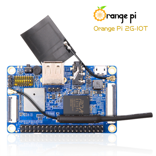 Orange Pi 2G-IOT  ARM Cortex-A5 32bit  Support ubuntu linux  and android mini PC Beyond Raspberry Pi 2