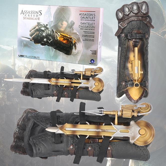 Online Buy Wholesale Assassins Creed Hidden Blade Weapon