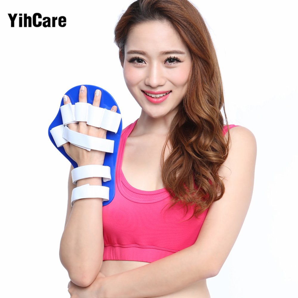YihCare Finger Recovery Orthotics Hand Wrist Orthosis Separate Finger Flex Extension Board Apoplexy Hemiplegia Finger Correction