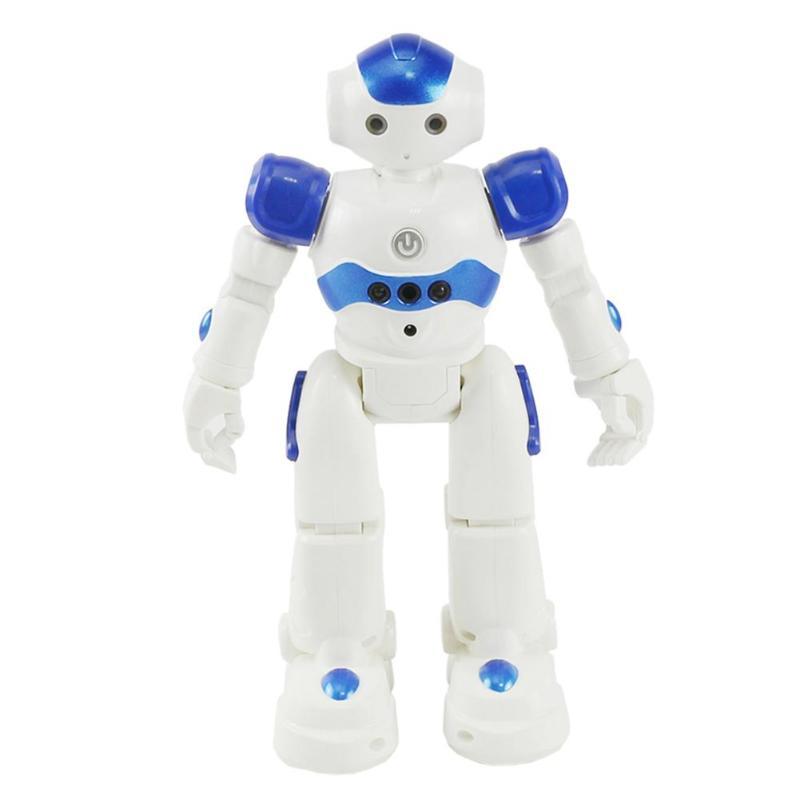 Remote Control Dancing Robot Smart Robot Charging Programming Dancing Music Play Children Electric Robot Toy RC Robot Kit робоконструктор ultimate robot kit makeblock