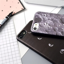 Universe Series Phone Case For iPhone X Case For iPhone Cute Planet Moon Star
