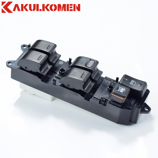 84820-32150 8482032150 Left Hand Driver Side Electric Power Master Window Switch Push Button Panel For Toyota Camry Land Cruiser