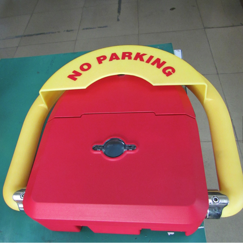 Intelligent Parking Lock Parking Lock With Anti-theft Function Alarm Sound (multi-color Optional)