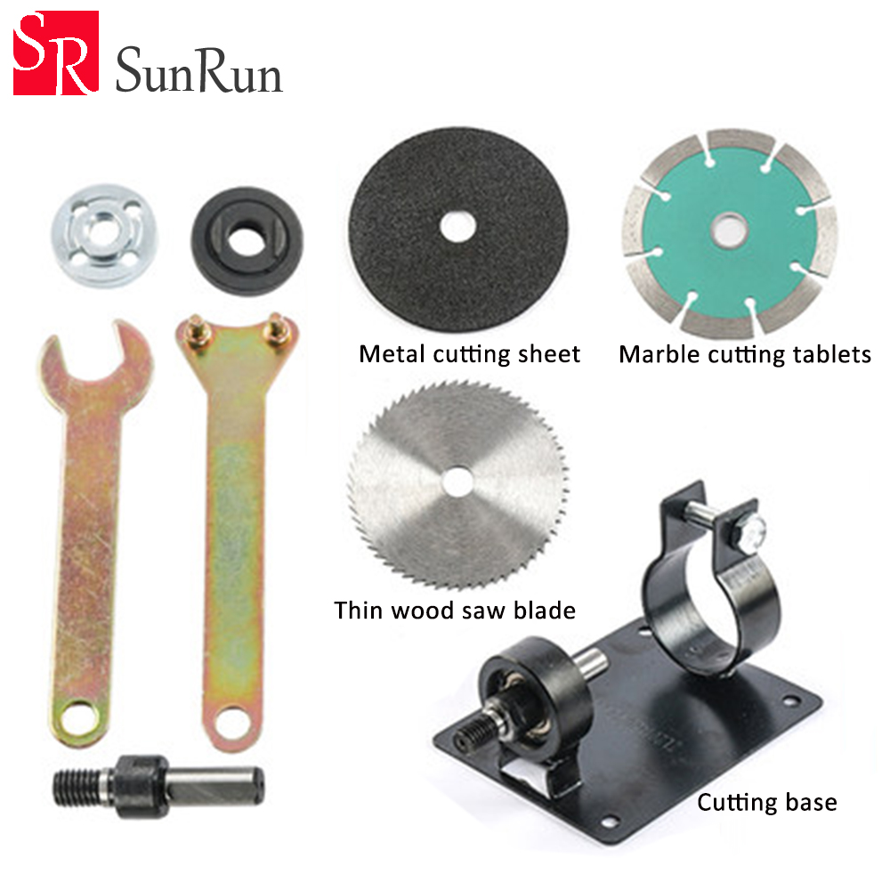 Free shipping electric drill machine variable cutting Metal  cutting Accessories Tools Set machine tool