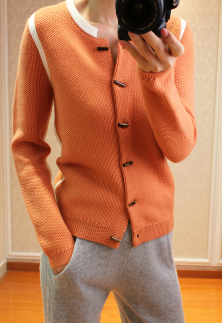 Aliexpress.com : Buy 2017 new woman cashmere sweater round neck ...