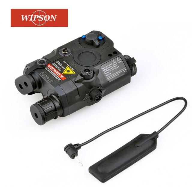 Wipson La Peq15 Lampe Tactique Airsoft Tactique Militaire Batterie